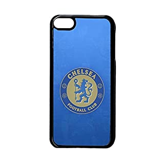 IPod Touch 6th Hülle Case Chelsea FC Image Of Football Club logo Drop Protection Ultra Thin Shell Back Cover Compatible With IPod Touch 6th