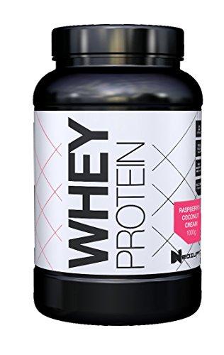 Das Wasser Der Kokosnuss-milch (Premium Whey Protein für Muskelaufbau & Abnehmen in leckeren Geschmäckern | Low Carb Eiweiß-Shake, Eiweiß-Pulver mit Aminosäuren (BCAA) | NeoSupps Protein Pulver – Himbeere Kokosnuss 1kg)