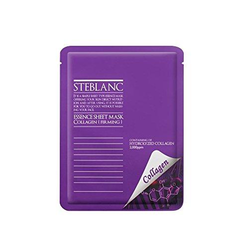 Steblanc - [ by mizon] mascarillas coreanas de colágeno x10 - essence sheet mask (collagen)