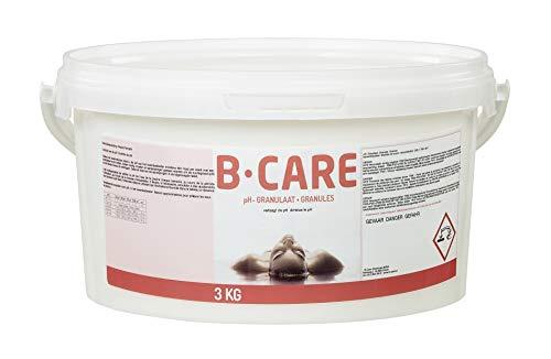 B-care Reducteur de ph en granules | 3 kg