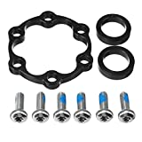 TENGGO Bike Hub Adapter Front 110Mm Conversion Bicycle Boost Spacing Boost Hub Fork Conversion Kit