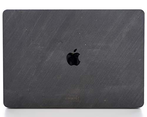 WooDWE Real Stone MacBook Skin für Mac Pro 15