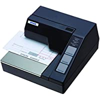 Epson TM-U295P (262): Parallel, w/o PS, EDG - Impresora matricial de punto (w/o PS, EDG, 88 carácteres por segundo, 16,2 carácteres por pulgada, 2 copias, Bidireccional, 1,5 millón de caracteres, 180000 h)