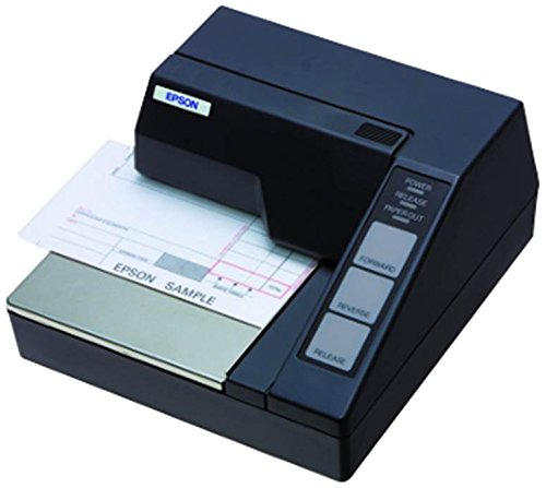 Epson TM-U295P (262): Parallel, w/o PS, EDG - Nadeldrucker (w/o PS, EDG, 88 Zeichen pro Sekunde, 16,2 Zeichen pro Zoll, 2 Kopien, Bidirektion, 1,5 Millionen Zeichen, 180000 h)