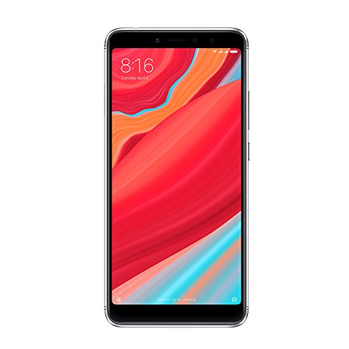 XIAOMI REDMI S2 GRAY - 5.99 Inch 18:9 Full Screen, 16MP front camera, Snapdragon 625 Octa Core 3GB + 32GB, Android 8.0 Smartphone
