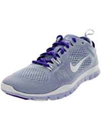newest 081b3 c3028 Nike Free 5.0 Trainer Fit respia zapatos de fitness Mujer - 41, lila