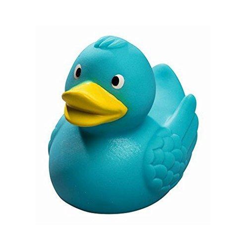 Quietsche-Ente Quietscheente Badeente Bath Duck turgouise türkis