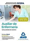 Auxiliar de Enfermería del Servicio de Salud del Principado de Asturias (SESPA). Simulacros de Examen