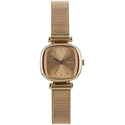 Komono Women's Watch Money Penny Royale Rose Gold, One Size