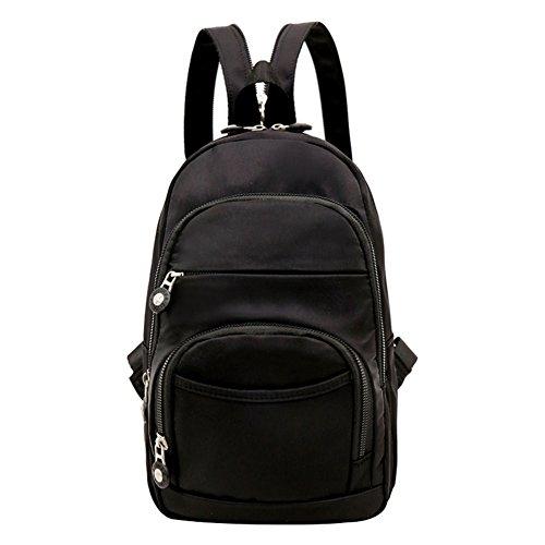 Zaino piccolo/Zaino in nylon/Casual Minicassettiera Pack zaino/[borse di stoffa]/Borsa da viaggio-E E