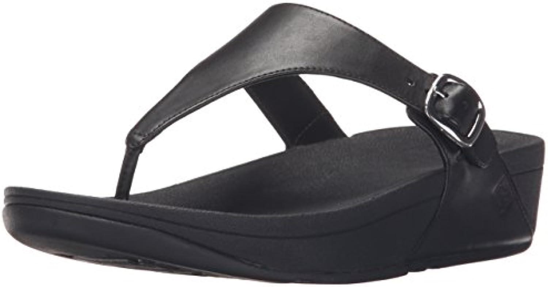 FitFlop Le Noir Cuir  s Skinny Noir Le UK8 NoirB014VRT5SUParent 407b5c