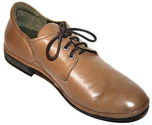 Think! , Chaussures de ville à lacets pour homme Marron Marron Marron - Beige (city 22)