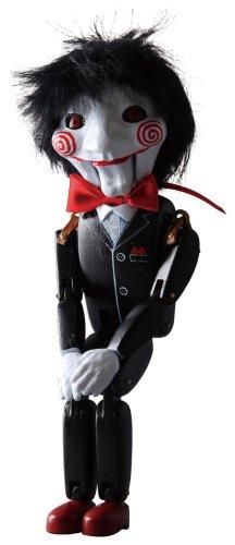 Preisvergleich Produktbild Saw 4 - Saw Puppet 24cm Puppe - VCD (Vynil Collectible Doll)