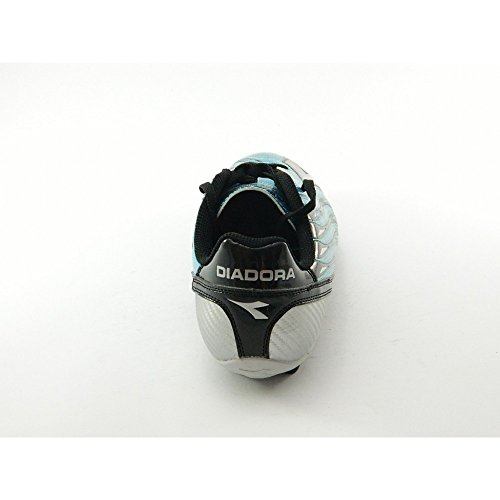 Diadora - Diadora Chaussures de football Solano R MD Bleu Clair Gris nero C0713 céleste