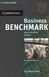 Business Benchmark Upper Intermediate Personal Study Book BEC and BULATS Edition