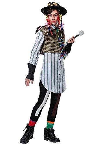 Kostüm Pop Sterne - Fun Costumes Chamäleon-Pop-Stern-Kostüm der Männer - M
