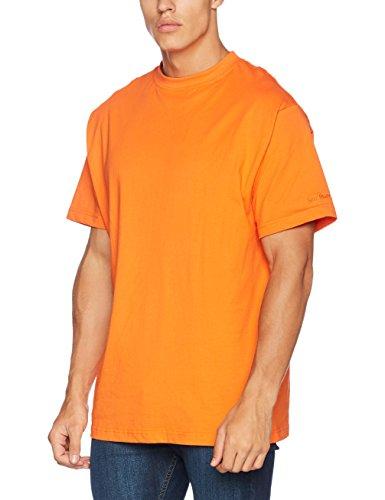 North 56-4 Herren T-Shirt Orange (Orange 0200)