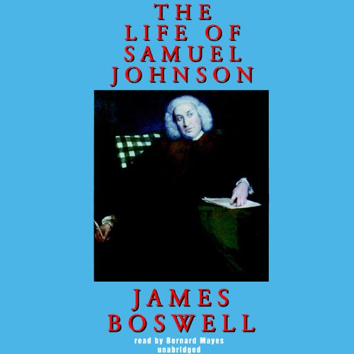 The Life of Samuel Johnson  Audiolibri