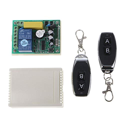 Tools & Home Improvement Single CH 433MHz Multifunction