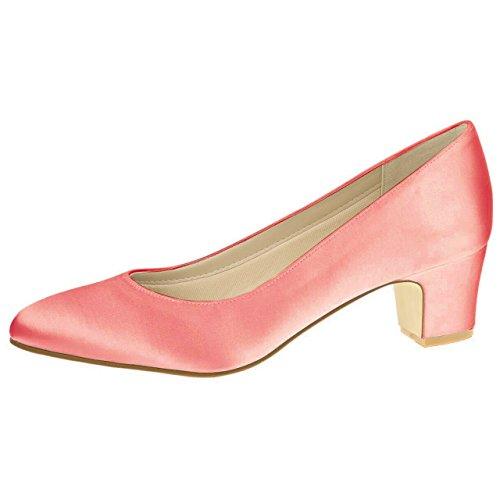 Elsa Coloured Shoes ,  Scarpe col tacco donna Avorio
