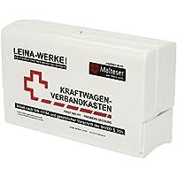Leina Werke 10061 KFZ-Verbandkasten Leina-Star II, 2-Farbig Sortiert preisvergleich bei billige-tabletten.eu