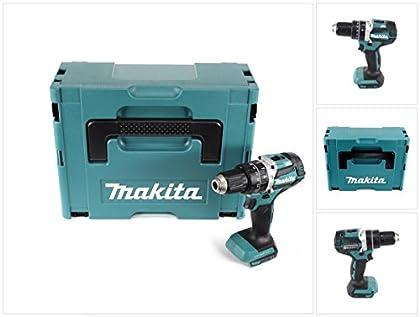 Makita DHP 484ZJ Brushless batería de ion de litio (18V en Makpac–sin accesorios