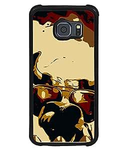 Fuson Designer Back Case Cover for Samsung Galaxy S6 G920I :: Samsung Galaxy S6 G9200 G9208 G9208/Ss G9209 G920A G920F G920Fd G920S G920T (Hulk King Daring Boss Boys Man Manly)