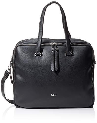 Gabor Business Tasche Damen, Tracy, schwarz (Schwarz), Laptoptasche Damen