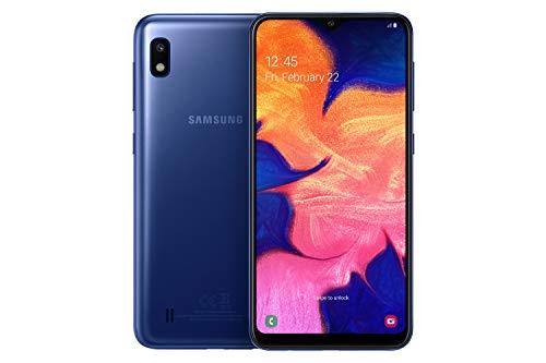 Samsung Galaxy A10, Sm-A105F/DS, 32GB, 2GB RAM, Color Azul