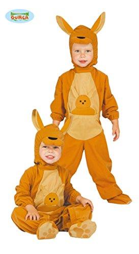 (Känguru Baby - Kostüm für Kinder Gr. 86 - 98, Größe:86/92)