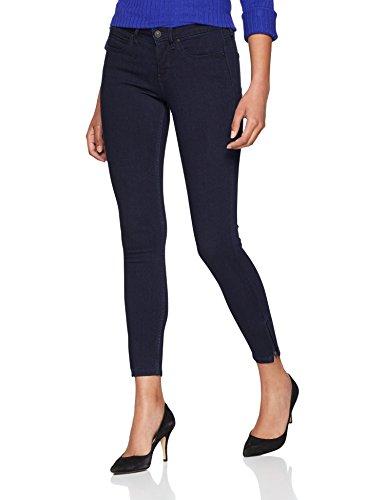 ONLY NOS Damen Skinny Jeans Onlkendell Reg SK Ank Etnal CRYA011 Noos, Grau (Dark Blue Denim), W30/L30