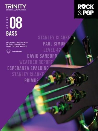 Trinity Rock & Pop 2018 Bass Grade 8