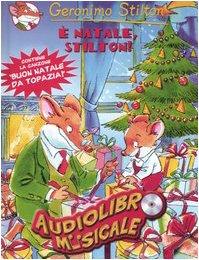 È Natale, Stilton! Con CD Audio