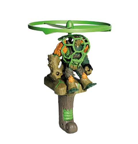 Giochi Preziosi NCR02135�Gormiti���Vehicle Flying Gorm Spinner with Figure