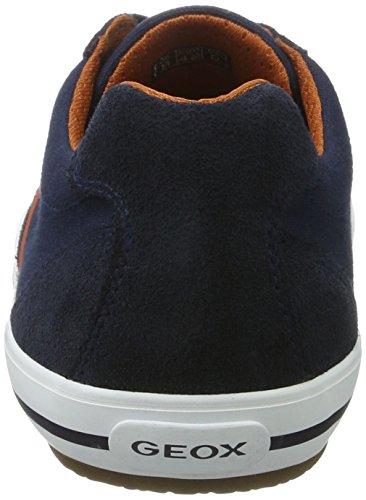 Rustcf4n6 azul De Zapatillas Hombre Deporte R Marino U Dardo El Geox Azul Bajo 7vR616