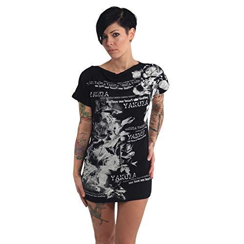Yakuza Damen Flower Kleid Wild Flower Dress
