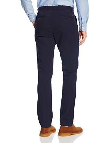 Tommy Hilfiger Herren Hose Denton Chino Org Str Twill Blau (MIDNIGHT 403)