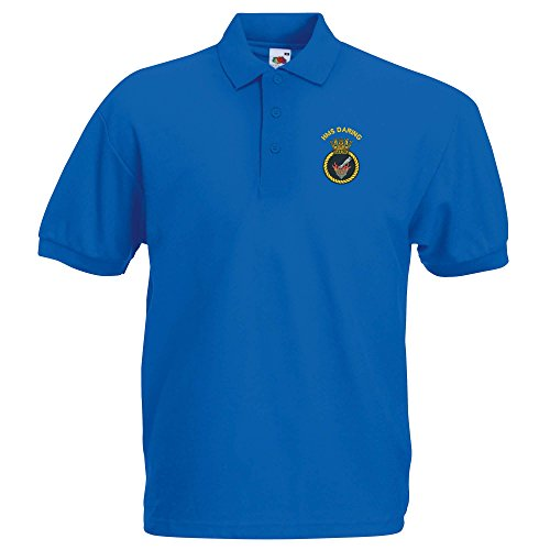 Pineapple Joe'sHerren Poloshirt Blau - Königsblau