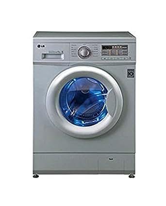 LG F10B8NDL25 Fully-automatic Front-loading Washing Machine (6 Kg, Luxury Silver)
