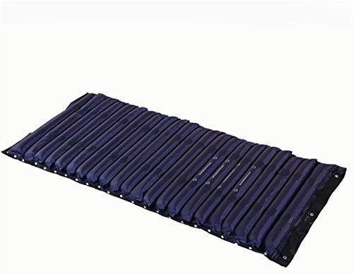 TRNMC Betty Wechseldruckmatratze von inkl. Elektrischer Pumpe Matratzenauflage aufblasbare Bettauflage für Druckgeschwür- und Druckschmerzbehandlung Passt zu Standard-Krankenhausbetten