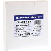 SCHLAUCHVERBAND Ypselast Gr.1 20 m weiß 1 St Verband preisvergleich bei billige-tabletten.eu
