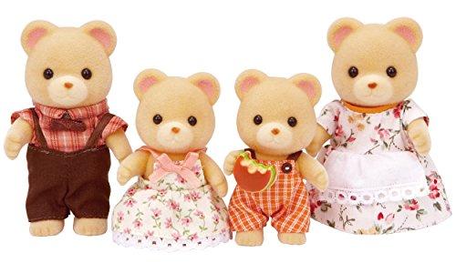 Sylvanian Families - Familia osos pardos (Epoch para Imaginar 5059)