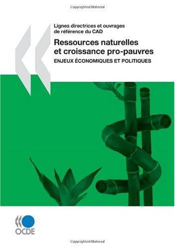 Ressources naturelles et croissance pro-pauvres - Enjeux économiques et politiques