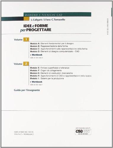Idee e forme per progettare. Per gli Ist. Professionali: 2