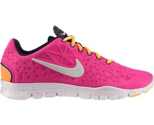 Nike WMNS Free TR FIT 3, 555158 604 41, pink/weiß (Tr 3 Fit Nike)