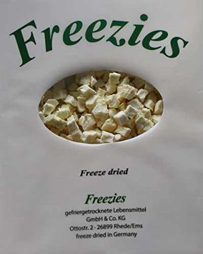 Apfel gefriergetrocknet 80g Freezies Apple freeze dried ohne Zuckerzusatz , 100% Früchte Snack 80g für 3,99 Euro