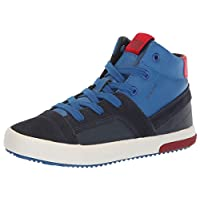 Geox J Alonisso Boy a Hi-Top Trainers