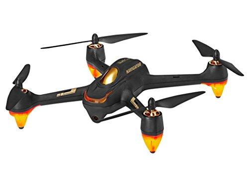 Revell Control RC GPS Quadrocopter mit FPV Full HD-Kamera, ferngesteuert mit GHz Fernsteuerung mit Display für Live-Stream & Telemetrie, bis zu 20 Min Flugzeit, Follow-me, Coming-home, NAVIGATOR 23899 - 7
