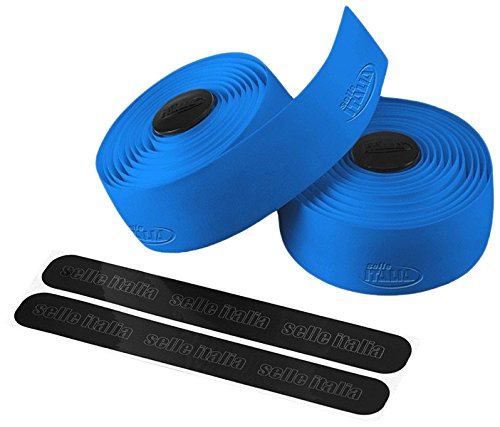 Selle Italia Unisex- Erwachsene SMOOTAPE Corsa Accessoires, Blue, Unisize -
