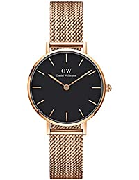 Daniel Wellington Classic Analogue Black Dial Women's Watch - DW00100217